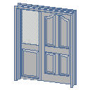 Archicad 11 Library object parts, doors, Interior ....