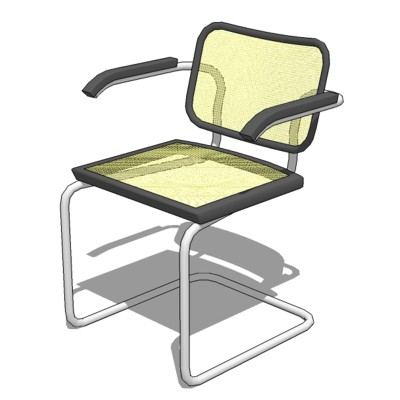 Cesca Chair by Marcel Breuer in 1928. Configs avai....