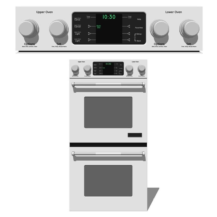 Jenn Air Double Oven Wall Photos. Use And Care Manual ...
