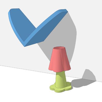 Ikea Mammut Bedroom Set 3d Model Formfonts 3d Models Textures