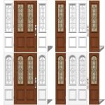 Jeld Wen Exterior Door Set 1.