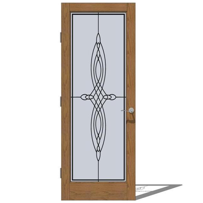 Jeld Wen Interior French Collection Doors 3d Model Formfonts 3d Models Textures