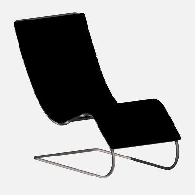 Scale object of a Philip Johnson Chair, for ArchiC....