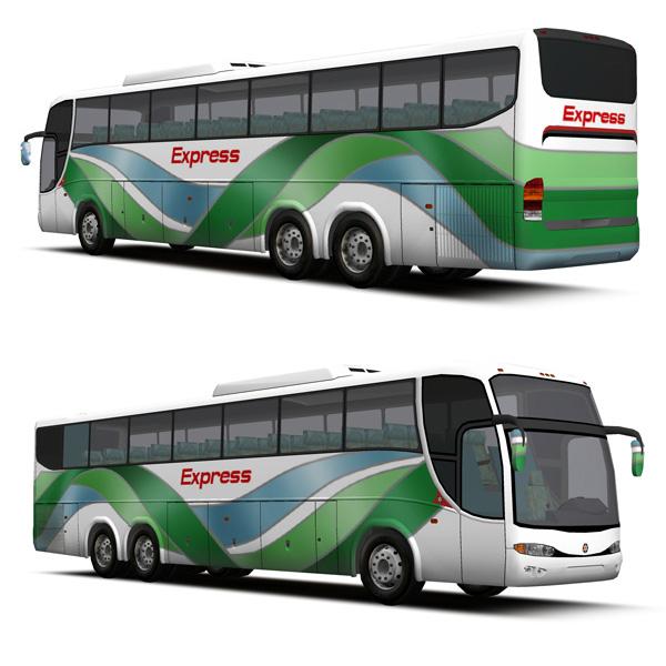 marcopolo paradiso 1200 3d model   formfonts 3d models