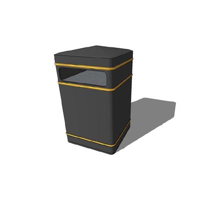 litter 6 3D Model - FormFonts 3D Models & Textures