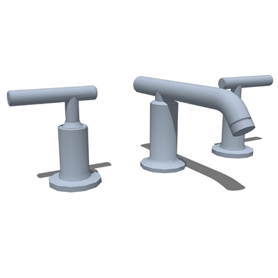 Models based on the Kohler K-14410 Faucets..