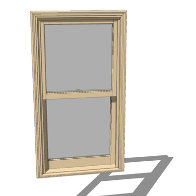 Marvin 2 6 X 4 8 Clad Ultimate Double Hung Windows Model