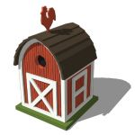 View Larger Image of Birdhouse Set A