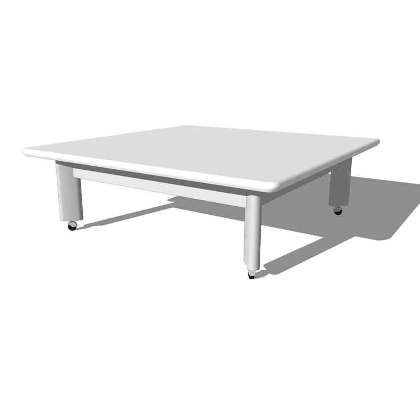Knoll D'Urso Low Tables.