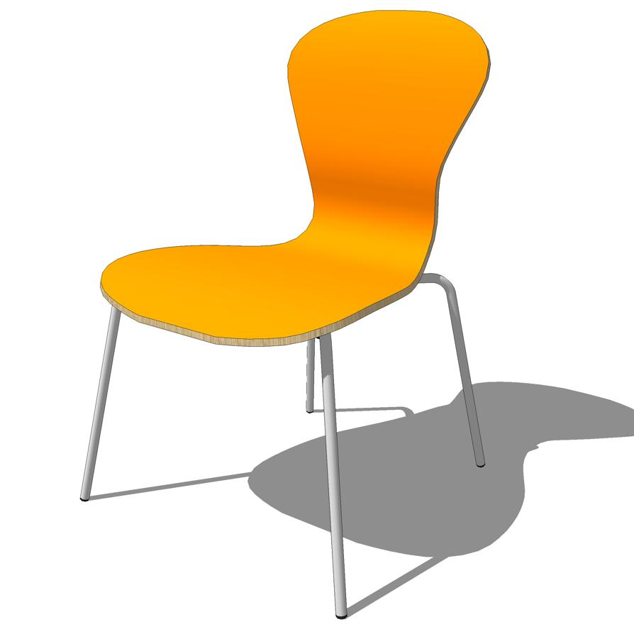 Knoll Sprite Chairs 3d Model Formfonts 3d Models Amp Textures