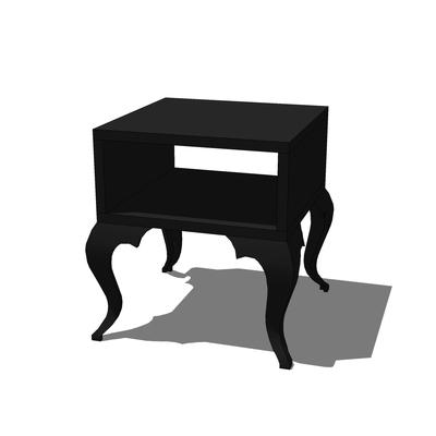 Ikea Trollsta Side Table 3d Model Formfonts 3d Models