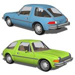 View Larger Image of AMC Pacer 1975
