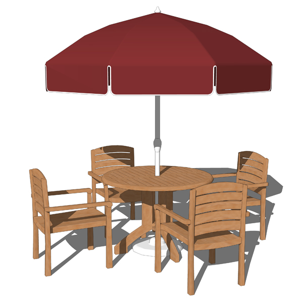 Grosfillex outdoor sets. Sets include the Acadia c....