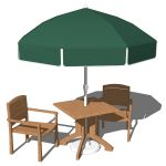 View Larger Image of Grosfillex outdoor sets