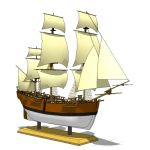 View Larger Image of FF_Model_ID11321_tallship02_thumb.jpg