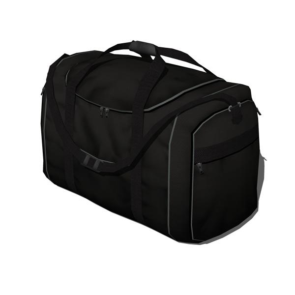 Duffle Bags 3D Model - FormFonts 3D Models & Textures
