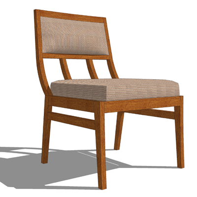 The 84000 line of chairs designed by Andrea Zinn, ....