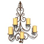View Larger Image of Wall Candle Holders