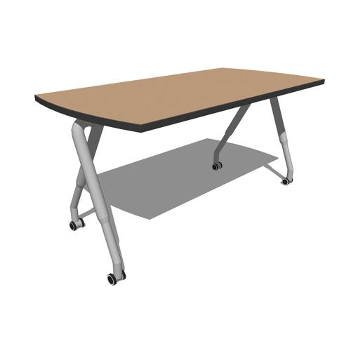 Great Tim Rolling Tables By Versteel.
