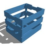 View Larger Image of Wood Crates
