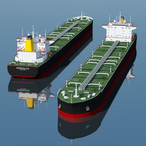 Oil Tanker 3d Model Formfonts 3d Models Amp Textures