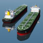 Very detailed Oil Tanker.