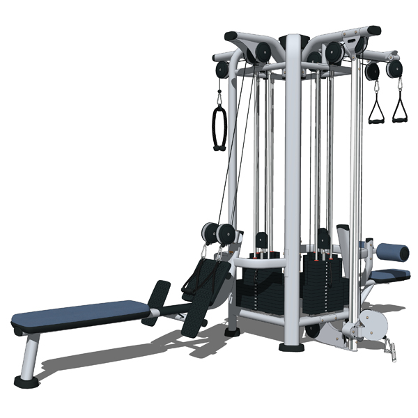 Signature Series Cable Motion equipment set by Lif....