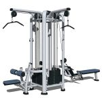 View Larger Image of Cable Motion gym set
