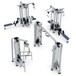 Signature Series Cable Motion equipment set by Lif...