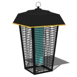 Keep your yard or other outside space bug free, wi...