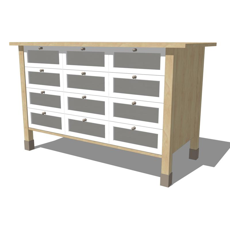 Ikea Varde Kitchen Cabinets 2 3d Model Formfonts 3d