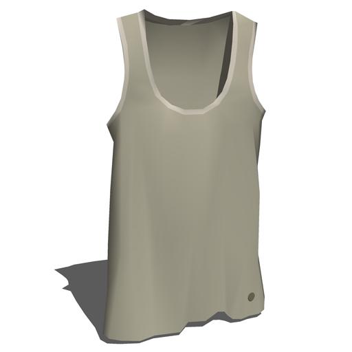 db4176ff32e Women Tank Tops set 1 3D Model - FormFonts 3D Models & Textures