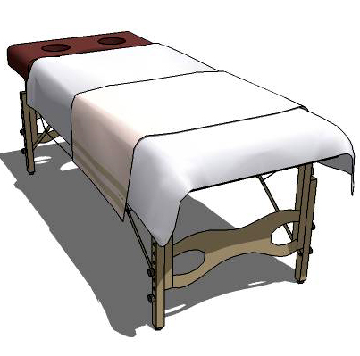 Model Bed Cover