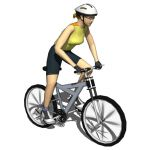 View Larger Image of Womens Cycling Set A