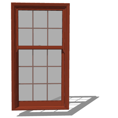 Marvin 3 0 X 5 8 Clad Ultimate Double Hung Cottage Windows