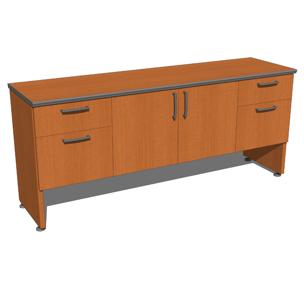Puzzle Plus Series Office Cabinets by Fursys..