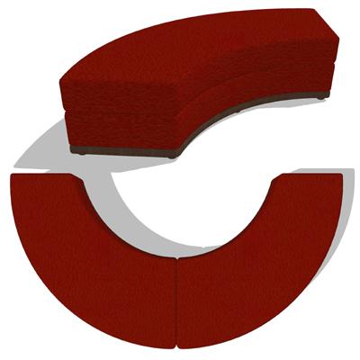 Avanti Circular Sofa Model