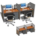 View Larger Image of Office Sets 03