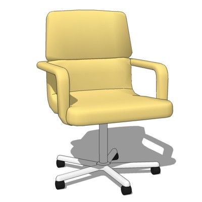 Brayton (SteelCase) Technique office chair. Low Sq....