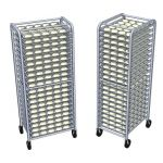Heavy Duty commercial kitchen Pan Racks. Holds 20 ...
