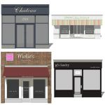 Clothing Store Fronts