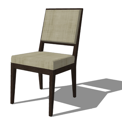 The Dylan Chair, exclusively by Crate&Barrel..