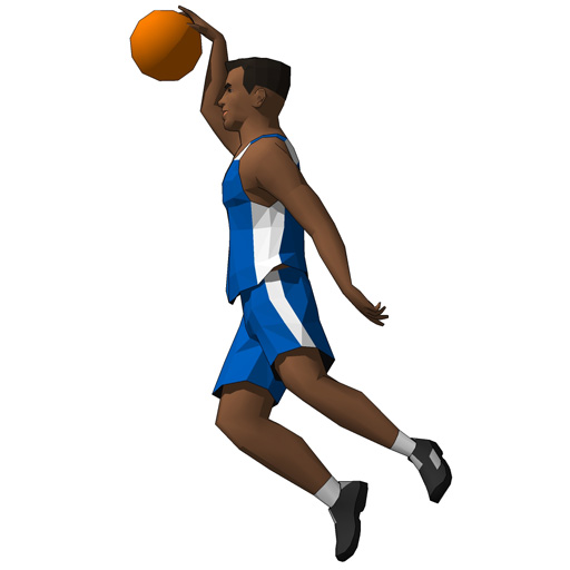 my life as a basketball player Basketball and life there are a lot of different components to the game of basketball some people just think you take a basketball , run around the court and shoot it into the hoop they don't realize what a toll these actions take on the human body.