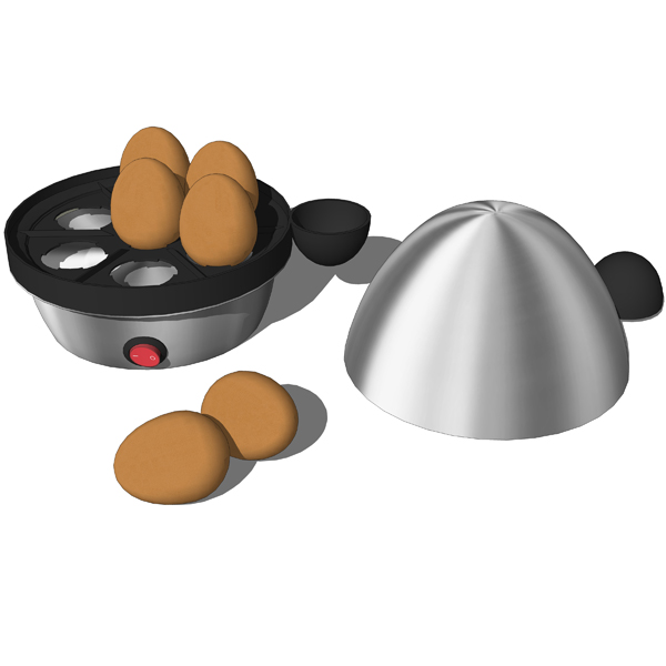 Kitchen Appliances 03. Set includes an Egg boiler,....