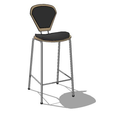 Generic bar stool.