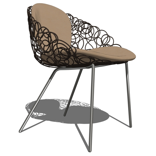 kenneth cobonpue furniture. noodle armchair by kenneth cobonpue stained ratta furniture