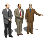 This set contains three models of 
