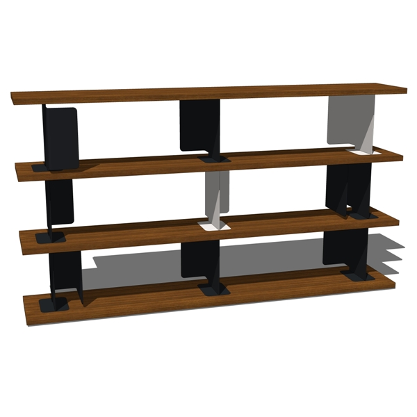 The shelving unit Paris
