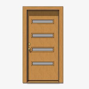 Crestview Doors 4 3D Model & Crestview Doors 4 3D Model - FormFonts 3D Models u0026 Textures pezcame.com