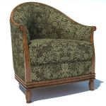 Traditional Armchair 02. Due to its big amount of ...